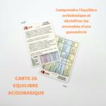 26 L'EQUILIBRE ACIDOBASIQUE