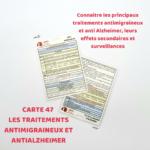 47 LES TRAITEMENTS DE LA MIGRAINE ET DE LA MALADIE D'ALZHEIMER