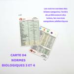 04 LES NORMES BIOLOGIQUES 3 ET 4