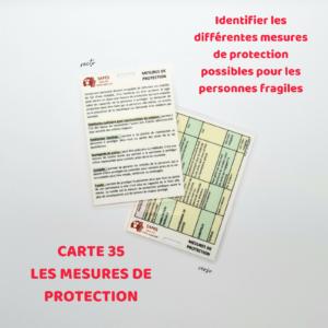35 MESURES DE PROTECTION
