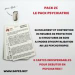ZC PACK PSYCHIATRIE